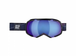 Lyžiarske okuliare ATOMIC REVEL3 S Purple/Blue ML