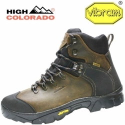 Turistická obuv High Colorado EIGER  VIBRAM