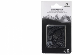 šnúrky Salomon Quicklace Kit - Black