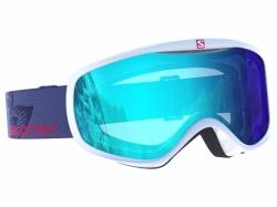 9c86f88af Lyžiarske okuliare SALOMON SENSE White/ Light Blue