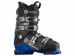 Lyžiarky SALOMON X ACCESS 80 wide Black/Blue; 2020/21