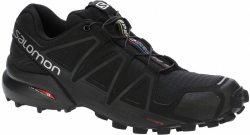 Trailová obuv SALOMON SPEEDCROSS 4 black