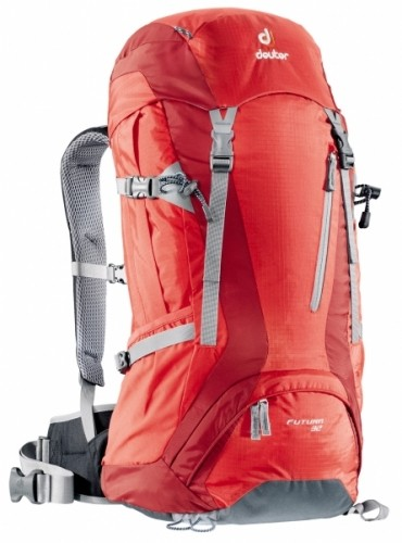 4ce5bf7aa35 Turistický batoh DEUTER FUTURA 32 červený