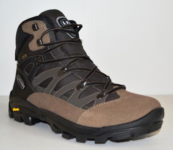 7f7db4568d45 Turistická obuv LYTOS EIGER 27 VIBRAM veľkosť 46