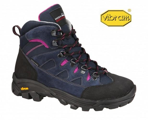 4dcfbae2f Turistická obuv High Colorado Brenta , Veľkosť 36