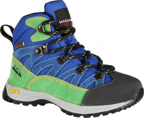 Detská turistická obuv High Colorado KID JUMP dc116801ed