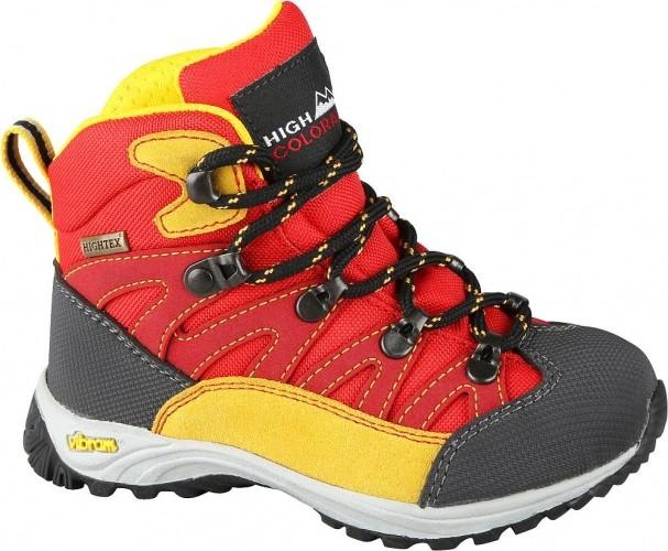 Detská turistická obuv High Colorado KID JUMP ab57277d7e