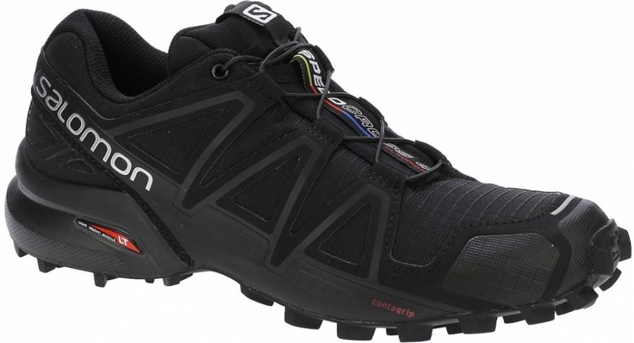 Trailová obuv SALOMON SPEEDCROSS 4 black 5a01849310