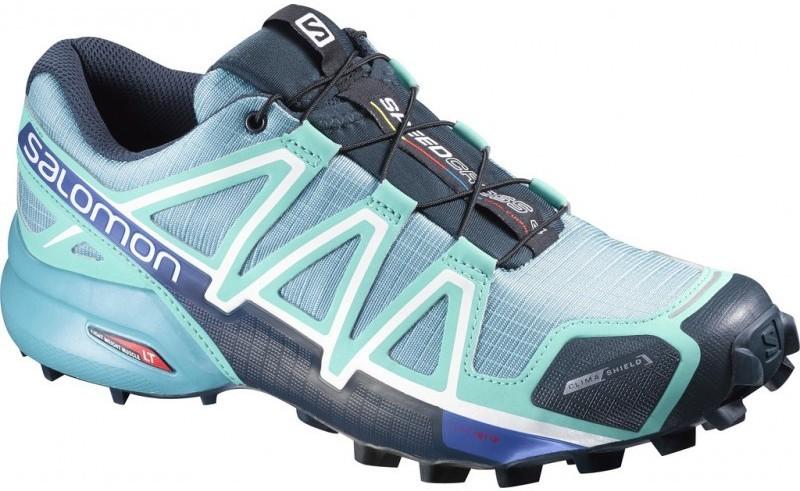 d0fba5ec9f08 Trailová obuv SALOMON SPEEDCROSS 4 CS W Blue Gum Deep blue