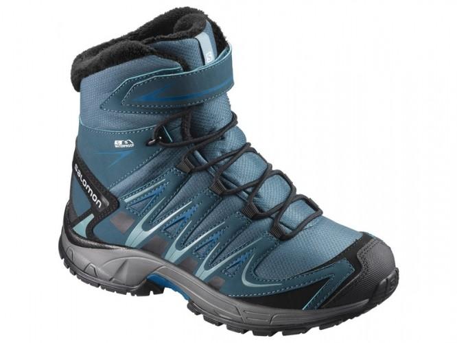 ffc3ef6dac49 Detská zímná obuv SALOMON XA PRO 3D WINTER TS CSWP J
