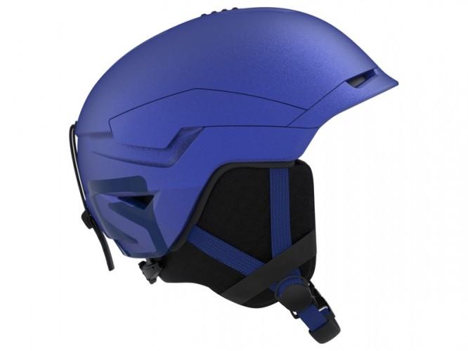 c948c3e40 Lyžiarská prilba SALOMON QUEST ACCESS blue