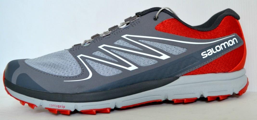 78c07b5c2 Bežecká obuv SALOMON SENSE MANTRA 2, veľkosť UK-6,5