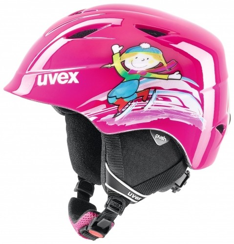 Detská lyžiarska prilba UVEX AIRWING 0d55381bc65