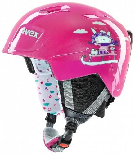 a56986b4c Detská lyžiarska prilba UVEX MANIC